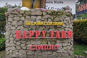 Happy Farm Ciwidey